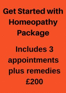 Get Started with Homeopathy Package (4)