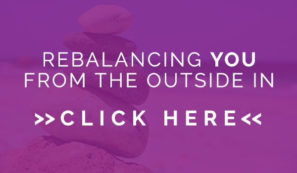 REBALANCING yoU from The Outside in
